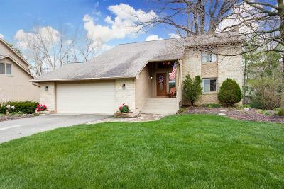 Dublin Single Family Home Contingent Finance And Inspect: 5400 Aryshire Drive