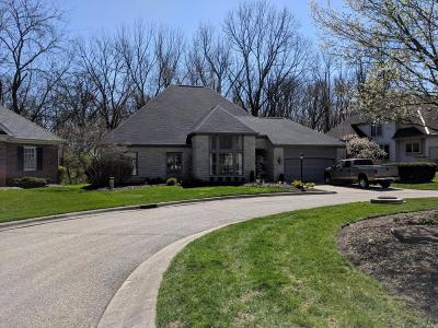 Columbus Single Family Home For Sale: 4290 Llanfair Court