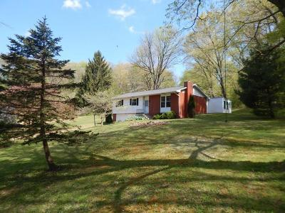 Heath Single Family Home Contingent Finance And Inspect: 8247 Jacksontown Road