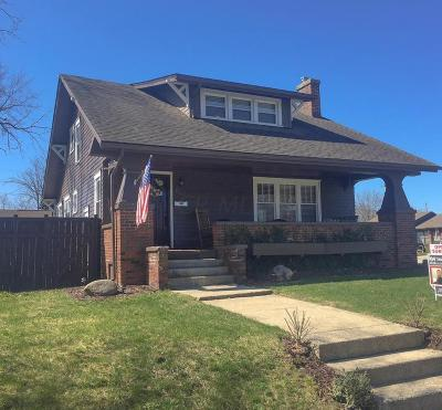 Union County Single Family Home For Sale: 627 W 9th Street