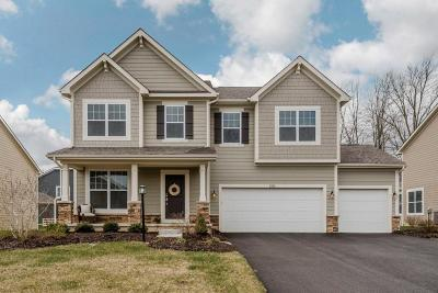 Lewis Center Single Family Home For Sale: 5516 Middlebury Loop