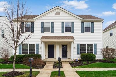 Westerville Single Family Home For Sale: 5939 Treven Way
