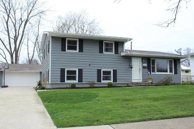Westerville Single Family Home For Sale: 371 Cheyenne Drive