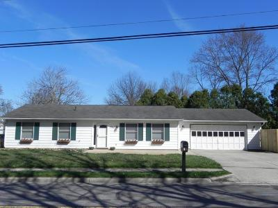 Union County Single Family Home For Sale: 496 Cherry Street