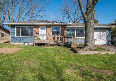 Columbus Single Family Home For Sale: 820 Brixham Road