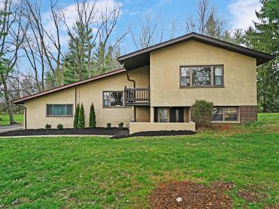 Westerville OH Single Family Home Contingent Finance And Inspect: $234,900