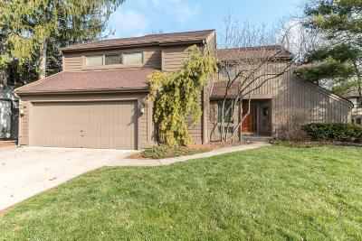 Dublin Single Family Home Contingent Finance And Inspect: 5536 Dumfries Court E