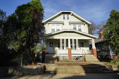Columbus OH Multi Family Home For Sale: $52,900