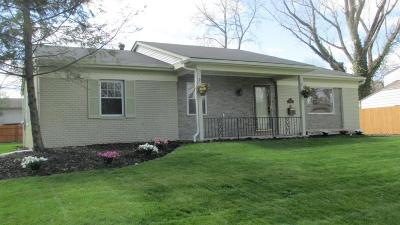 Columbus OH Single Family Home For Sale: $289,900