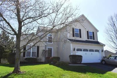 Single Family Home For Sale: 508 Thistle Drive