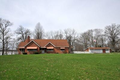 Galena OH Single Family Home For Sale: $590,000
