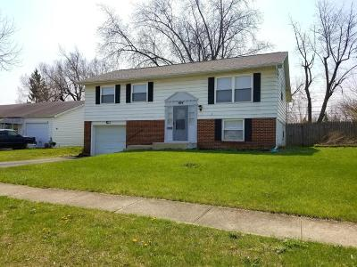 Columbus Single Family Home For Sale: 4749 Stiles Avenue