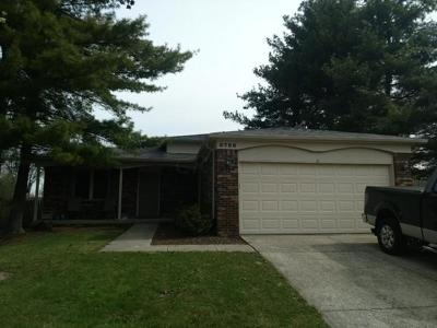 Columbus Single Family Home Contingent Finance And Inspect: 5726 Dorsey Drive
