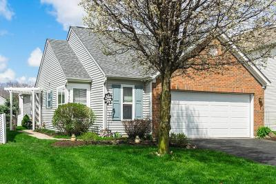 Hilliard Single Family Home For Sale: 5790 Redsand Road