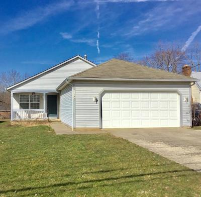 Columbus OH Single Family Home For Sale: $159,900