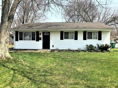 Columbus OH Single Family Home For Sale: $87,900