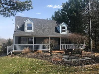 Marengo OH Single Family Home For Sale: $329,000