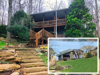 Knox County Single Family Home Contingent Finance And Inspect: 561 King Beach Drive