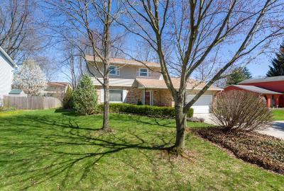 Westerville OH Single Family Home For Sale: $259,900
