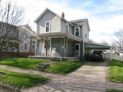 Lancaster Single Family Home For Sale: 625 E Allen Street