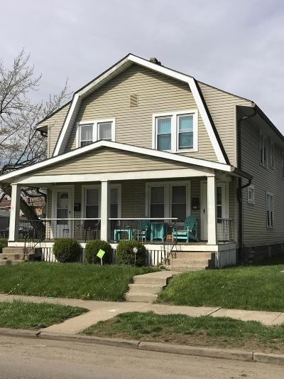 Columbus OH Multi Family Home For Sale: $85,000