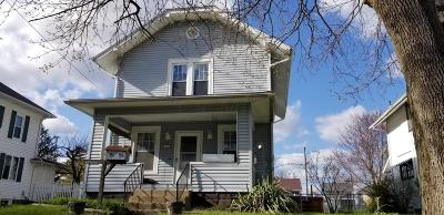 Newark Single Family Home For Sale: 136 Riley Street