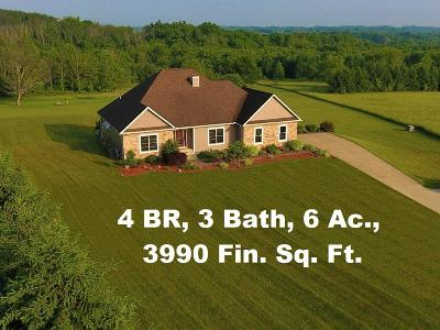 Knox County Single Family Home Contingent Finance And Inspect: 7549 Kinney Road