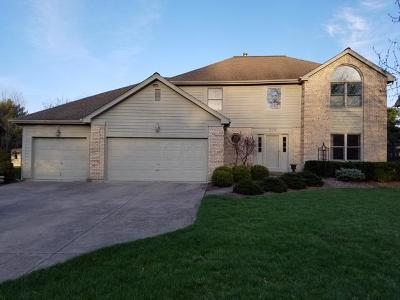 Westerville Single Family Home For Sale: 270 Barrington Drive