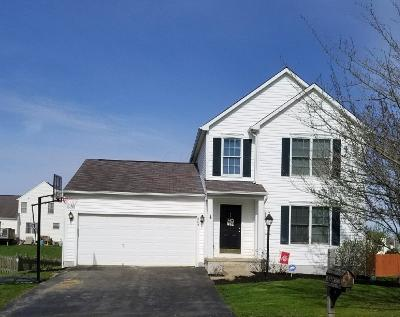 Pickerington Single Family Home For Sale: 469 Furman Street