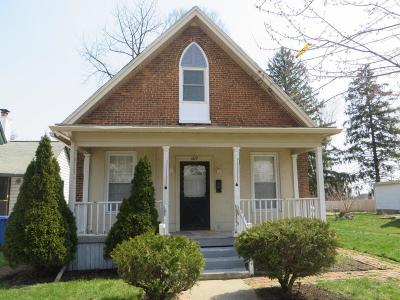 Single Family Home For Sale: 169 S Franklin Street