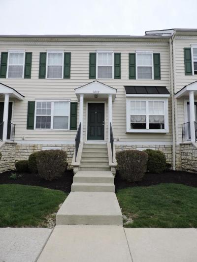 New Albany Condo Contingent Finance And Inspect: 6092 Phar Lap Drive