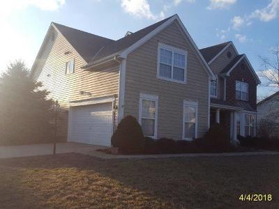 Hilliard Single Family Home For Sale: 3191 Benbrook Pond Drive