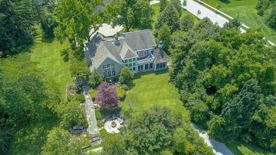 Westerville Single Family Home For Sale: 5757 Willow Bend Lane