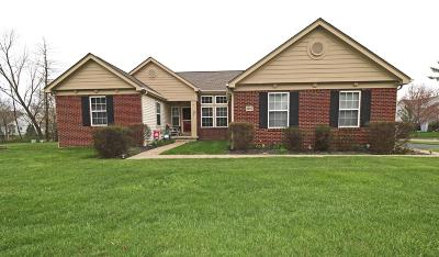 Reynoldsburg Single Family Home Contingent Finance And Inspect: 8002 Priestley Drive