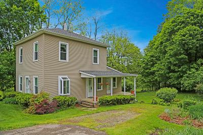 Gambier Single Family Home For Sale: 406 Chase Avenue