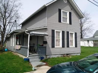 Newark Single Family Home For Sale: 41 S Morris Street