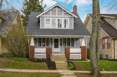 Clintonville Single Family Home Contingent Finance And Inspect: 39 E Longview Avenue