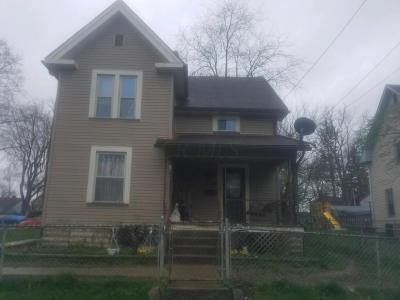 Union County Single Family Home Contingent Finance And Inspect: 221 W 3rd Street