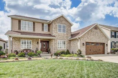 Circleville OH Single Family Home Contingent Finance And Inspect: $259,500