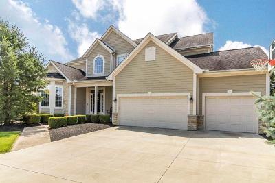 Franklin County, Delaware County, Fairfield County, Hocking County, Licking County, Madison County, Morrow County, Perry County, Pickaway County, Union County Single Family Home For Sale: 6167 Jacana Drive