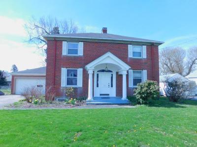 Mount Vernon Single Family Home For Sale: 244 Parrott Street