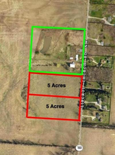 Johnstown Residential Lots & Land For Sale: Liberty Church Road