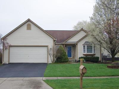 Westerville OH Single Family Home For Sale: $269,900