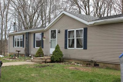 Marengo Single Family Home Contingent Finance And Inspect: 6316 Township Road 21
