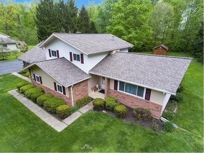 Westerville Single Family Home Sold: 7318 Lee Road