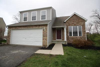 Blacklick Single Family Home For Sale: 7655 Coppershell Street