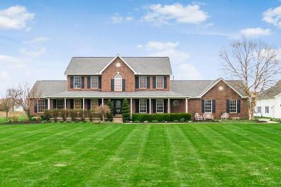 Hilliard Single Family Home For Sale: 6488 Hayden Run Road