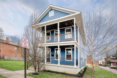 Columbus Single Family Home For Sale: 70 N 20th Street