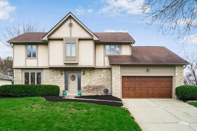 Westerville Single Family Home For Sale: 93 Executive Court