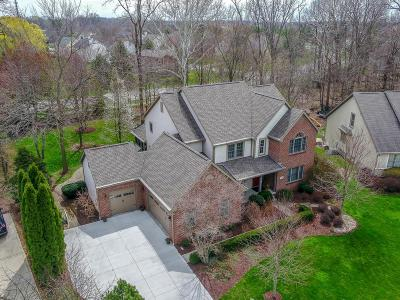 Westerville Single Family Home For Sale: 5622 Quail Hollow Way